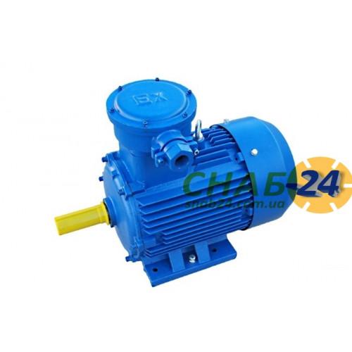 Электродвигатель  АИМ132S4 7,5  кВт  1500 об/мин